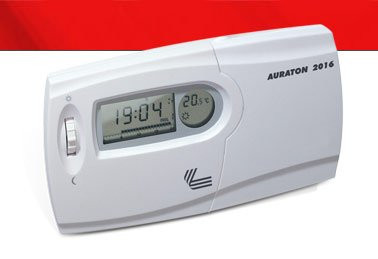 Терморегулятор программатор AURATON 2016