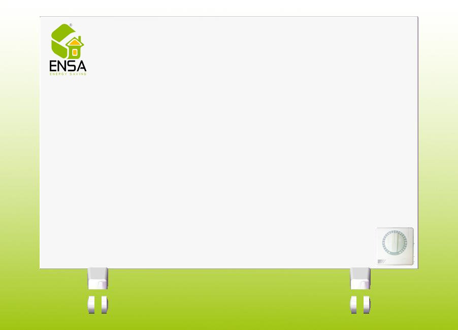 ENSA C750 инфракрасный напольный конвектор - энергосберегающий электро-обогреватель
