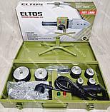 Паяльник для пластиковых труб ELTOS ППТ-1800, фото 2
