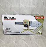 Паяльник для пластиковых труб ELTOS ППТ-1800, фото 8