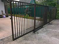 Механизм для раздвижных ворот