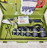 Паяльник для пайки пластиковых труб Элтос ППТ-2400, фото 3