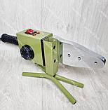 Паяльник для пайки пластиковых труб Элтос ППТ-2400, фото 8