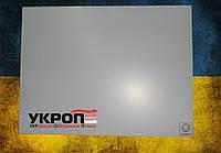 УКРОП Металик 500Т с встроенным терморегулятором - инфракрасный обогреватель - панель отопления