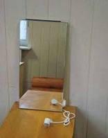 """""""Венеция ПКИТ 250W"""" заркальный для ванной комнаты -керамическая инфракрасная панель отопления - энерго-сберега, фото 1"""