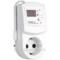Терморегулятор электронный розеточный Terneo rz