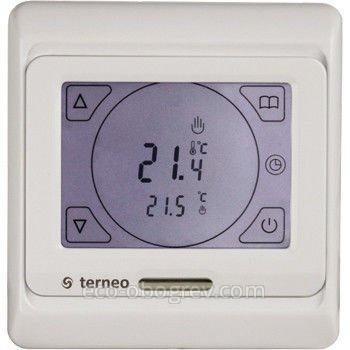 Терморегулятор повітря - програматор для теплої підлоги terneo sen