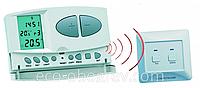 Терморегулятор воздуха беспроводный программатор недельный COMPUTHERM Q7 RF