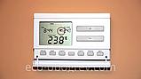 Терморегулятор воздуха беспроводный программатор недельный COMPUTHERM Q7 RF, фото 3