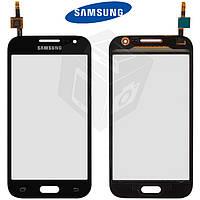 Touchscreen (сенсорный экран) для Samsung Galaxy Core Prime G360H, черный, оригинал