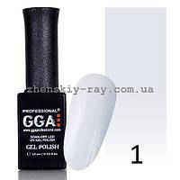 Гель-лак GGA №1