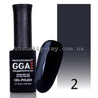 Гель-лак GGA №2