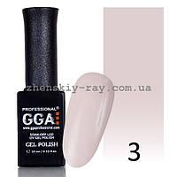 Гель-лак GGA №3