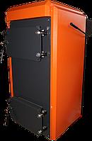 Котел пиролизный Котеко Unika 98 кВт площадь отопления до 980 кв м
