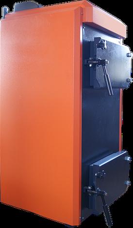 Котел пиролизный Котеко Unika 98 кВт площадь отопления до 980 кв м, фото 2