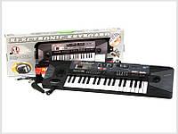 Детский орган синтезатор + fm радио baby tilly, арт.  mq-007fm hn