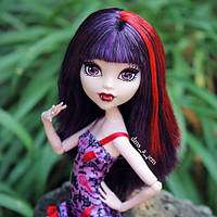 Кукла Монстер Хай Элизабет из серии Школьная Ярмарка - Elissabat Ghoul Fair