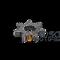 Звезда электропилы ( D-35, d-12, H-7 mm )
