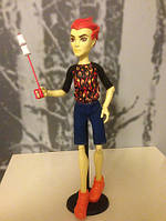 Кукла Монстер Хай Хит Бернс из серии Школьная Ярмарка - Heath Burns Ghoul Fair