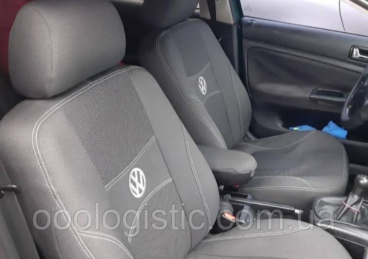 Авточехлы  Volkswagen Caddy III от 2004г.5 мест Фольксваген Кадди