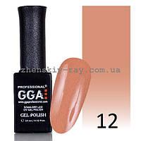 Гель-лак GGA №12