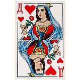 """Карты игральные """"Дама"""" 36 карт/колода, фото 2"""
