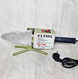 Паяльник для пайки пластиковых труб Элтос ППТ-2400, фото 9