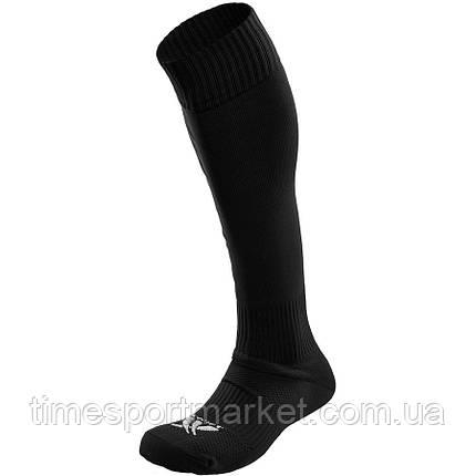 Футбольні гетри Swift Classic Socks чорні, фото 2