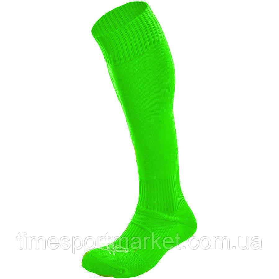 Футбольні гетри Swift Classic Socks неон/салат
