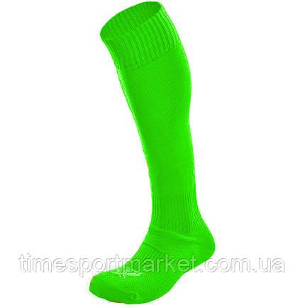 Футбольні гетри Swift Classic Socks неон/салат, фото 2