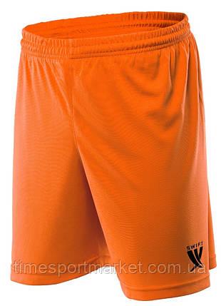 Шорты игровые оранжевые Tactel р.M, фото 2