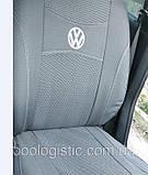 Авточохли Volkswagen Passat B6 2005-2010 (універсал) Nika Фольсваген П, фото 6