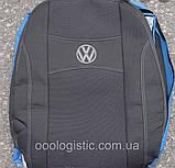Авточохли Volkswagen Passat B6 2005-2010 (універсал) Nika Фольсваген П, фото 9