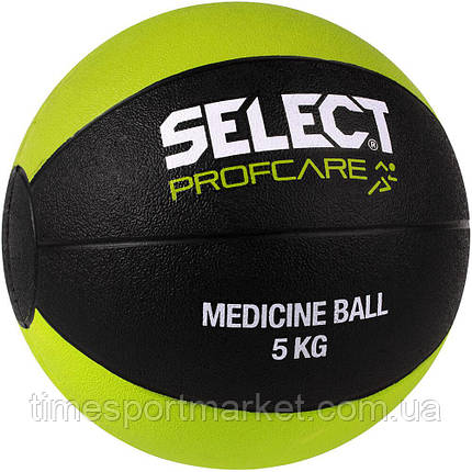 Медбол SELECT Medecine balls 5 кg, фото 2