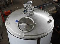 Резервуар для созревания сливок, Vраб-4000л Я1-ОСВ-4