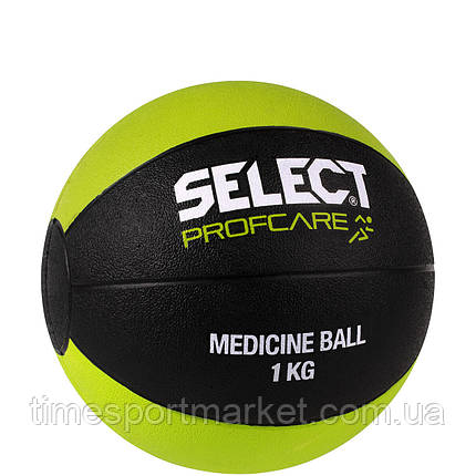 Медбол SELECT Medecine balls 1 кg, фото 2