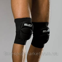 Наколенник SELECT Elastic Knee support with pad 571 p.L, фото 2