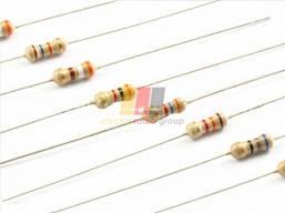 Резистор      (1%) 0,125Вт        91 Ом mini size