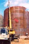 Реконструкция склада ГСМ без остановки работы С октября 2010 года по 31 декабря 2013года ООО «НПП «Укрпромтехс