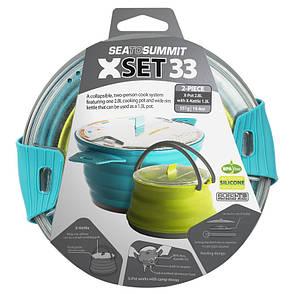 Набор складной посуды Sea To Summit X-Set 33, фото 2