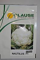 Семена капусты цветной Наутилус F1 (Nautilus F1), Clause (Клоз), упаковка 2500 семян, фото 1