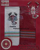 """Кухонный набор полотенец TURKIZ """"Скорпион"""""""