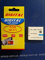 Аккумулятор для фото- видеокамеры Sony NP-FT1   680mAh