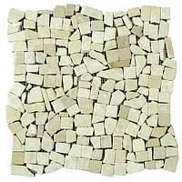 Мраморная мозаика Стар. МКР-ХС (хаотичная) 6 мм Mix Beige