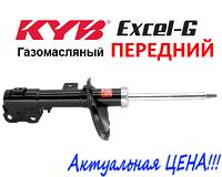 Амортизатор передний  Mitsubishi Lancer X (2007-) Kayaba Excel-G газомасляный правый 339117