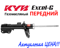 Амортизатор передний  Mitsubishi Lancer X (2007-) Kayaba Excel-G газомасляный левый 339118