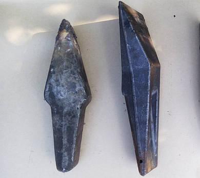 Зубья ковша экскаватора ЭОВ-4421