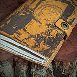 """Кожаный блокнот """"Властелин Колец"""", формат В6, фото 2"""