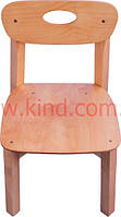 Детский стульчик КИНД  №2 элегантный ( береза, от 100-145 см)