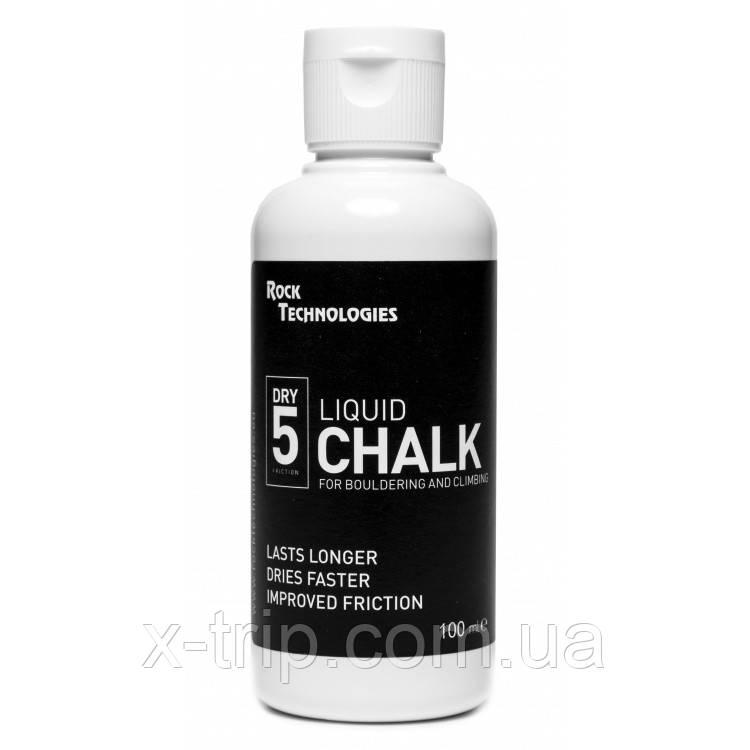 Жидкая магнезия Rock Technologies Dry 5 Liquid Chalk 100 мл